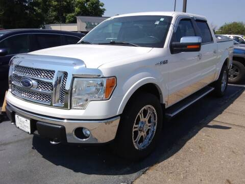 2011 Ford F-150 for sale at Village Auto Outlet in Milan IL