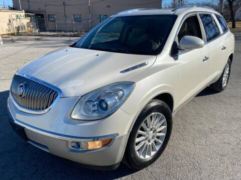 2009 Buick Enclave for sale at Supreme Auto Gallery LLC in Kansas City MO