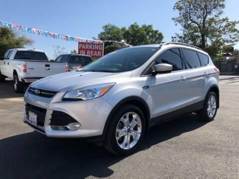 2013 Ford Escape for sale at C J Auto Sales in Riverbank CA