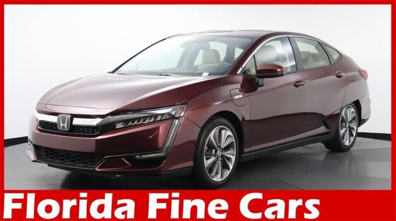 2018 Honda Clarity Plug-In Hybrid for sale at Florida Fine Cars - West Palm Beach in West Palm Beach FL