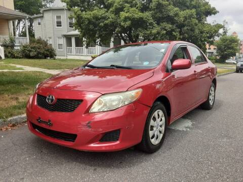2009 Toyota Corolla for sale at Pinnacle Automotive Group in Roselle NJ