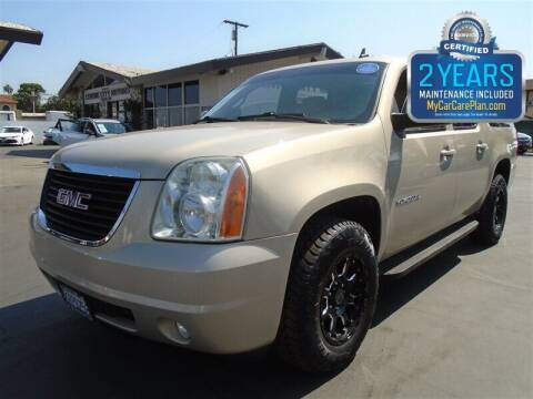 2011 GMC Yukon XL for sale at Centre City Motors in Escondido CA