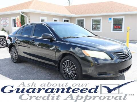 2008 Toyota Camry for sale at Universal Auto Sales in Plant City FL