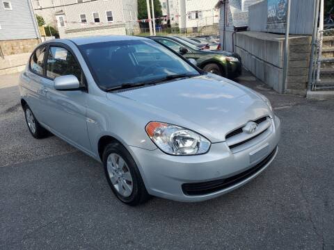 2010 Hyundai Accent for sale at Fortier's Auto Sales & Svc in Fall River MA
