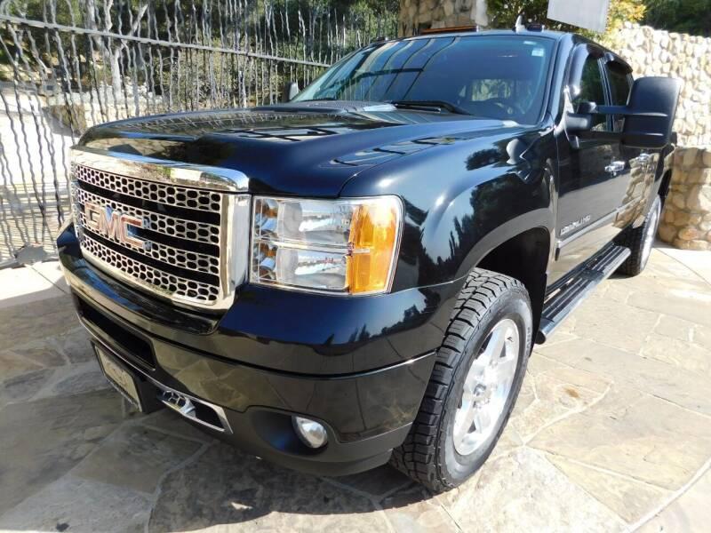 2014 GMC Sierra 2500HD for sale at Milpas Motors in Santa Barbara CA