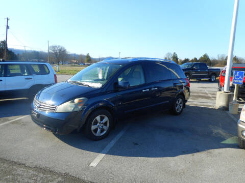 2007 Nissan Quest for sale at Willow Creek Auto Sales in Knoxville TN