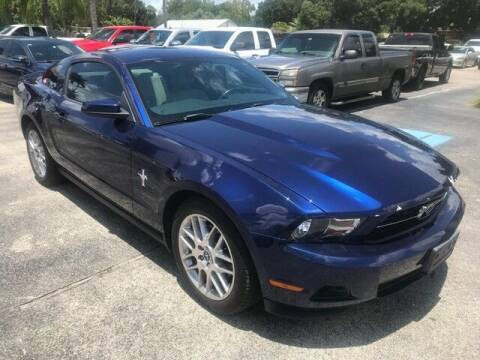 2012 Ford Mustang for sale at Denny's Auto Sales in Fort Myers FL
