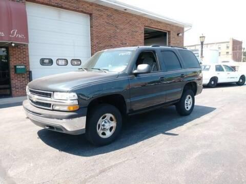 2006 Chevrolet Tahoe for sale at Veto Enterprises, Inc. in Sycamore IL