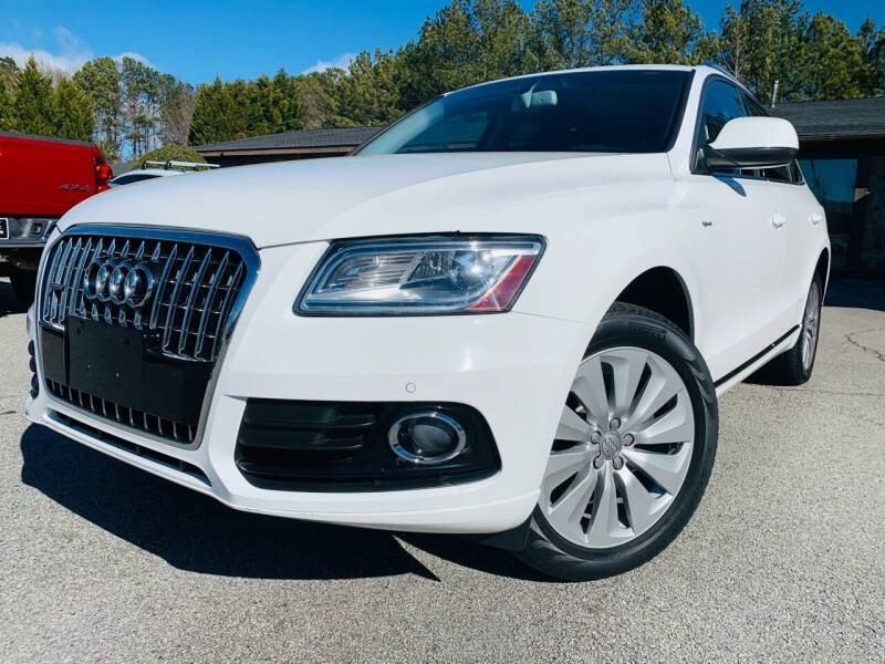 2013 Audi Q5 Hybrid for sale at Classic Luxury Motors in Buford GA