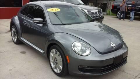 2013 Volkswagen Beetle for sale at Express AutoPlex in Brownsville TX