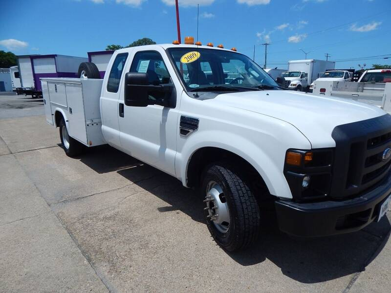 2009 Ford F-350 Super Duty for sale at Vail Automotive in Norfolk VA