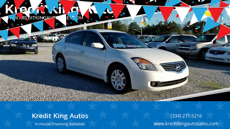 2009 Nissan Altima for sale at Kredit King Autos in Montgomery AL