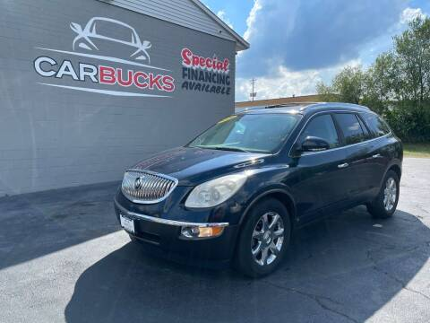 2008 Buick Enclave for sale at Carbucks in Hamilton OH