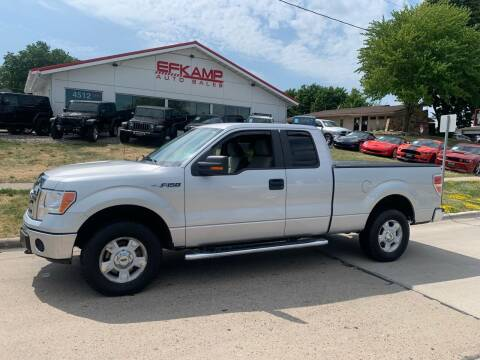2010 Ford F-150 for sale at Efkamp Auto Sales LLC in Des Moines IA