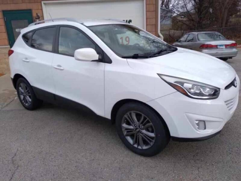 2014 Hyundai Tucson for sale at Auto Solutions of Rockford in Rockford IL