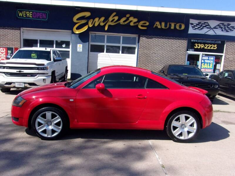 2004 Audi TT for sale at Empire Auto Sales in Sioux Falls SD