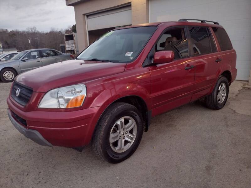 2004 Honda Pilot for sale at Sparks Auto Sales Etc in Alexis NC