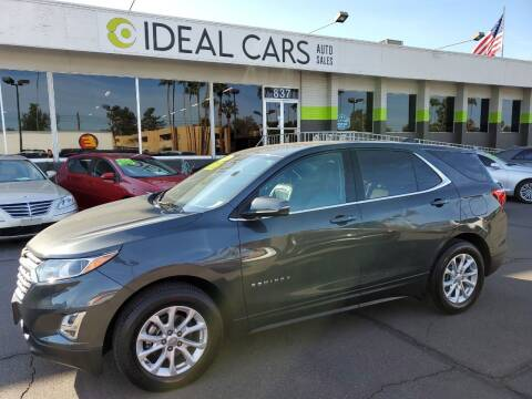 2018 Chevrolet Equinox for sale at Ideal Cars in Mesa AZ