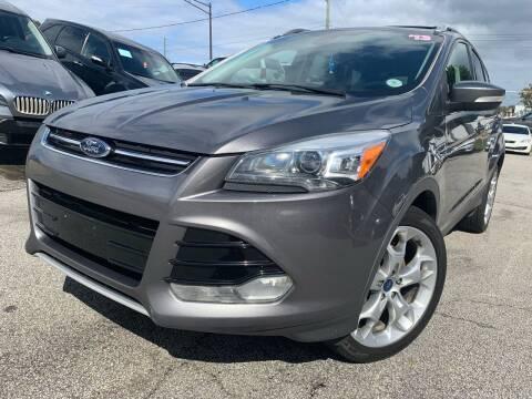 2013 Ford Escape for sale at Philip Motors Inc in Snellville GA