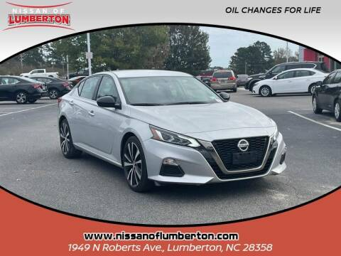 2019 Nissan Altima for sale at Nissan of Lumberton in Lumberton NC