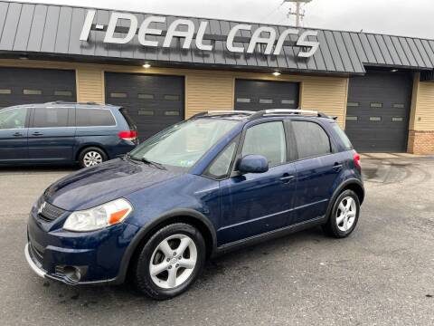 2008 Suzuki SX4 Crossover for sale at I-Deal Cars in Harrisburg PA