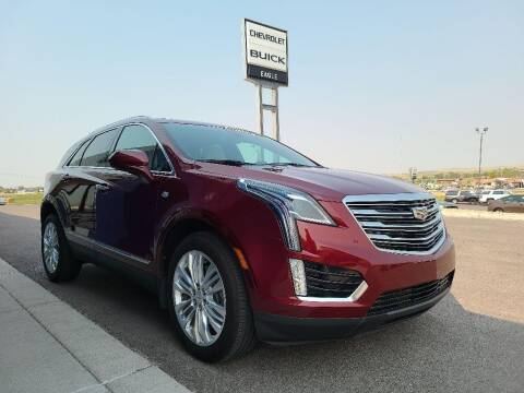 2017 Cadillac XT5 for sale at Tommy's Car Lot in Chadron NE