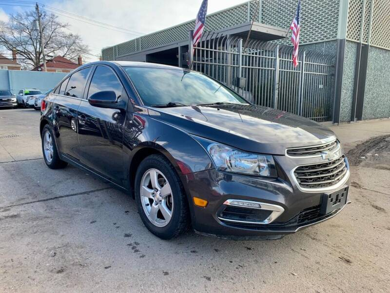 2016 Chevrolet Cruze Limited for sale at Gus's Used Auto Sales in Detroit MI