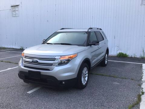 2014 Ford Explorer for sale at United Motors Group in Lawrence MA