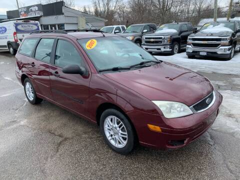 2007 Ford Focus for sale at LexTown Motors in Lexington KY