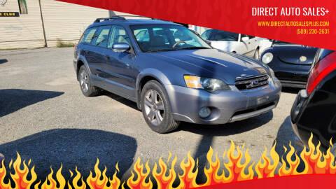 2005 Subaru Outback for sale at Direct Auto Sales+ in Spokane Valley WA