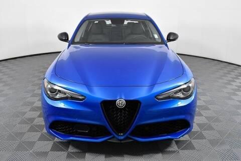 2018 Alfa Romeo Giulia for sale at Southern Auto Solutions - Georgia Car Finder - Southern Auto Solutions-Jim Ellis Mazda Atlanta in Marietta GA