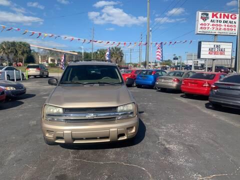 2004 Chevrolet TrailBlazer for sale at King Auto Deals in Longwood FL