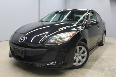 2013 Mazda MAZDA3 for sale at Flash Auto Sales in Garland TX