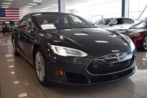 2015 Tesla Model S for sale at Legend Auto in Sacramento CA