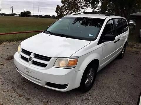 2008 Dodge Grand Caravan for sale at John 3:16 Motors in San Antonio TX