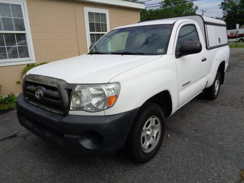 2010 Toyota Tacoma for sale at Liberty Motors in Chesapeake VA