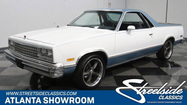 1984 Chevrolet El Camino for sale in Lithia Springs, GA