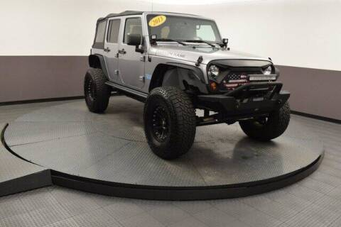2013 Jeep Wrangler Unlimited for sale at Hickory Used Car Superstore in Hickory NC