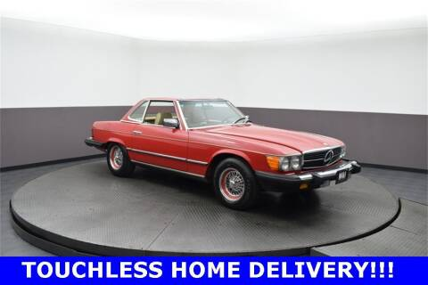 1980 Mercedes-Benz 450-Class for sale at M & I Imports in Highland Park IL