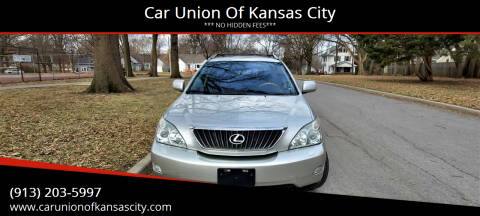 2008 Lexus RX 350 for sale at Car Union Of Kansas City in Kansas City MO