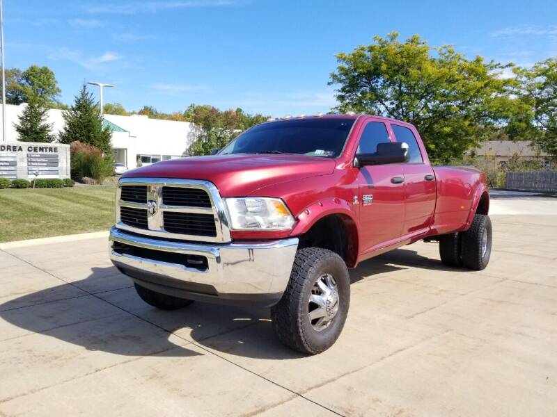 2012 RAM Ram Pickup 3500 for sale at Lease Car Sales 3 in Warrensville Heights OH