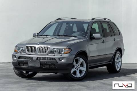 2006 BMW X5 for sale at Nuvo Trade in Newport Beach CA