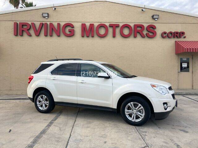 2014 Chevrolet Equinox for sale at Irving Motors Corp in San Antonio TX