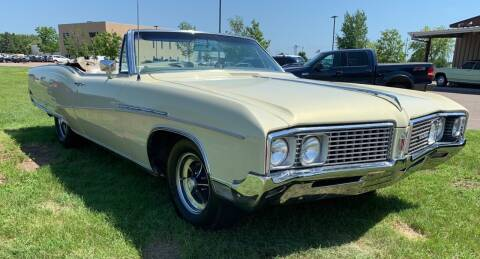 1968 Buick Electra for sale at MATTHEWS AUTO SALES in Elk River MN