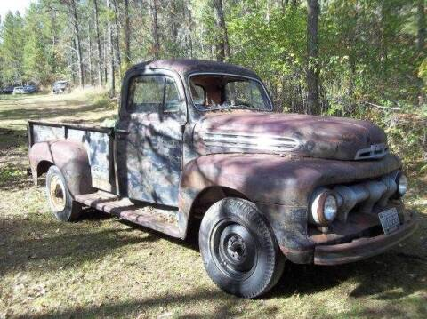 1953 Ford F-250 for sale at Haggle Me Classics in Hobart IN