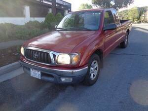 2004 Toyota Tacoma for sale at Inspec Auto in San Jose CA