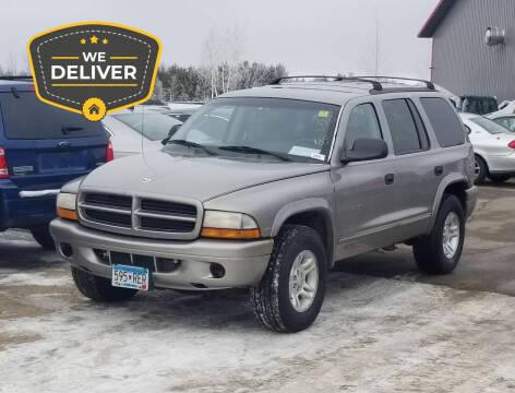 2001 Dodge Durango for sale at Tower Motors in Brainerd MN