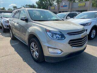 2016 Chevrolet Equinox for sale at Car Depot in Detroit MI