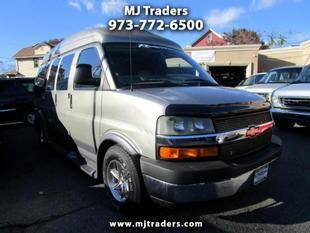 2004 Chevrolet Express Cargo for sale at M J Traders Ltd. in Garfield NJ