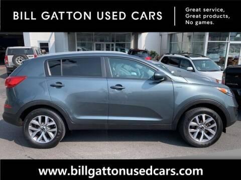 2015 Kia Sportage for sale at Bill Gatton Used Cars in Johnson City TN